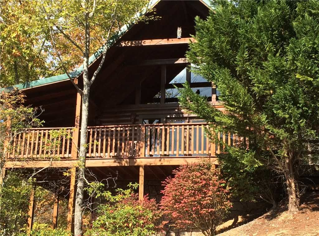 Photo of a Gatlinburg Cabin named Whisper Mountain - This is the twentieth photo in the set.