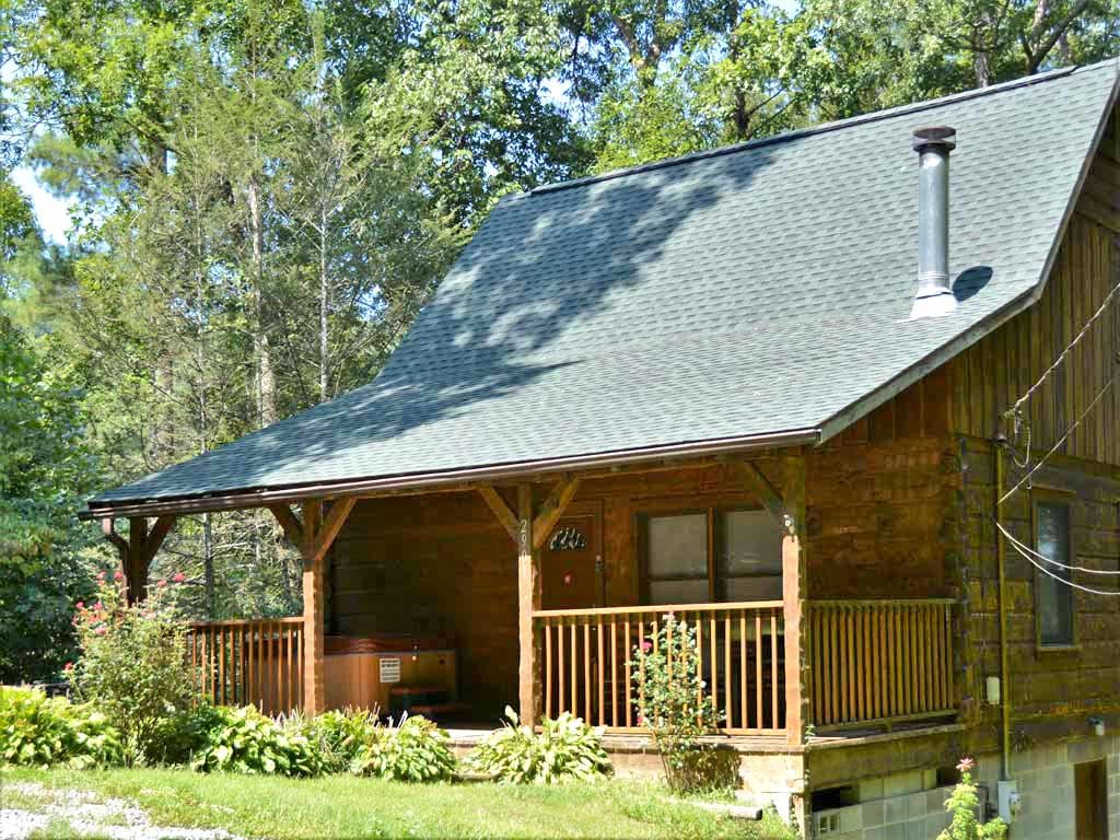 Photo of a Gatlinburg Cabin named Nature's Hideaway - This is the eighteenth photo in the set.