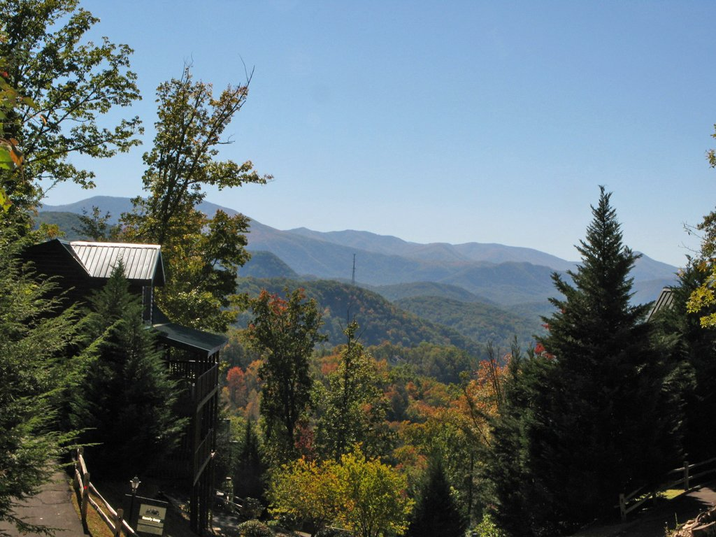 Photo of a Gatlinburg Cabin named Komfy Kozy - This is the eighteenth photo in the set.