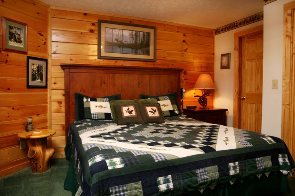 Photo of a Gatlinburg Cabin named Komfy Kozy - This is the thirteenth photo in the set.