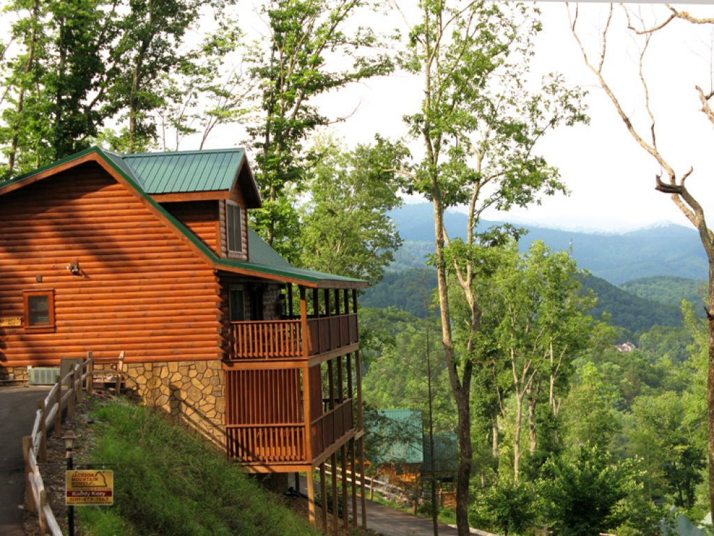 Photo of a Gatlinburg Cabin named Komfy Kozy - This is the nineteenth photo in the set.