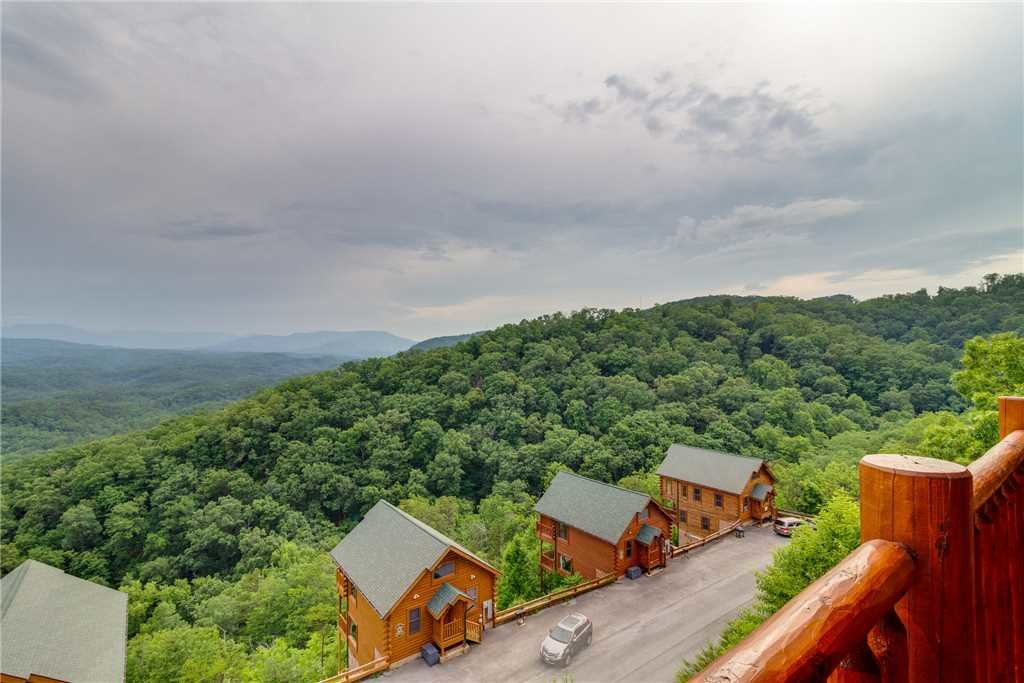 Photo of a Pigeon Forge Cabin named Shooting Star - This is the twenty-first photo in the set.