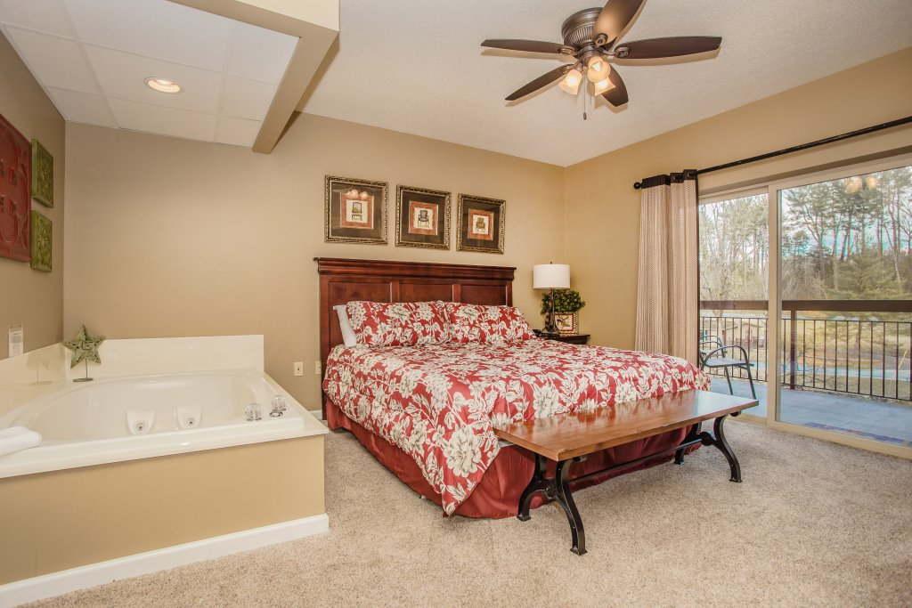 Photo of a Pigeon Forge Condo named Cedar Lodge 101 - This is the fifteenth photo in the set.