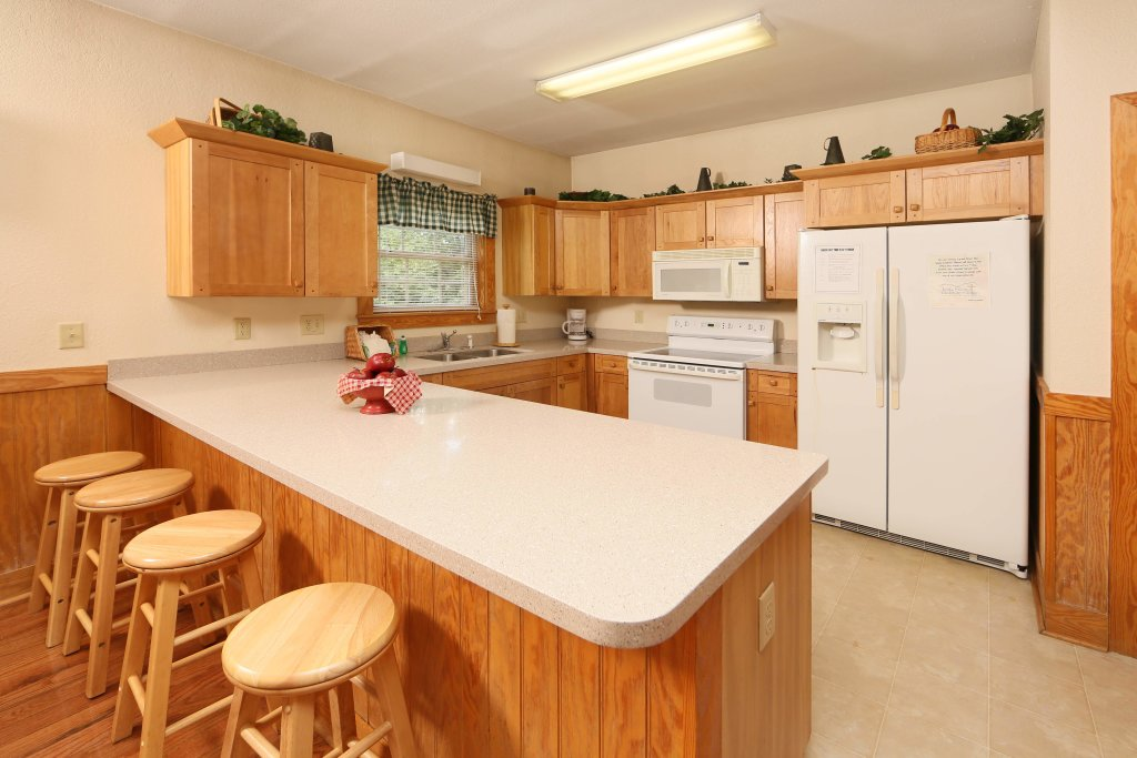 Photo of a Pigeon Forge Condo named Briarstone Lodge Condo 13e - This is the third photo in the set.