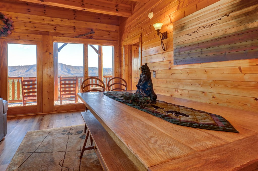 Photo of a Sevierville Cabin named A Higher Calling - This is the eighth photo in the set.