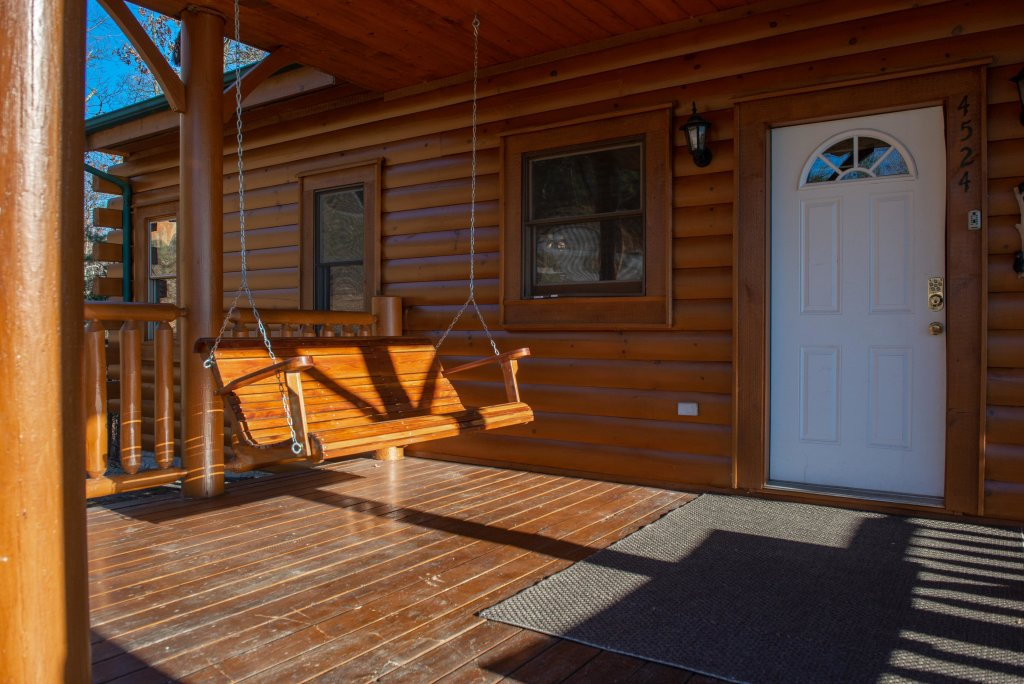 Photo of a Sevierville Cabin named A Higher Calling - This is the twenty-fifth photo in the set.