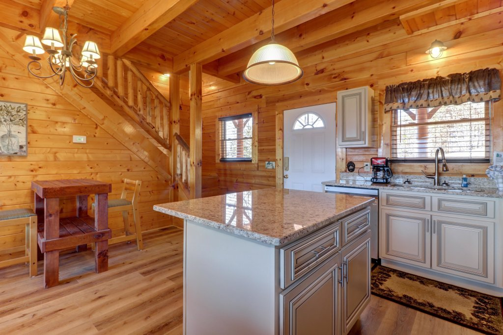 Photo of a Sevierville Cabin named A Higher Calling - This is the thirty-first photo in the set.