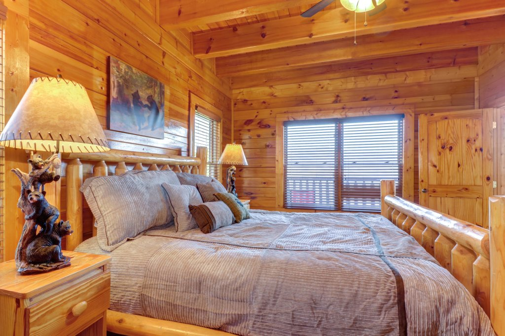 Photo of a Sevierville Cabin named A Higher Calling - This is the sixteenth photo in the set.