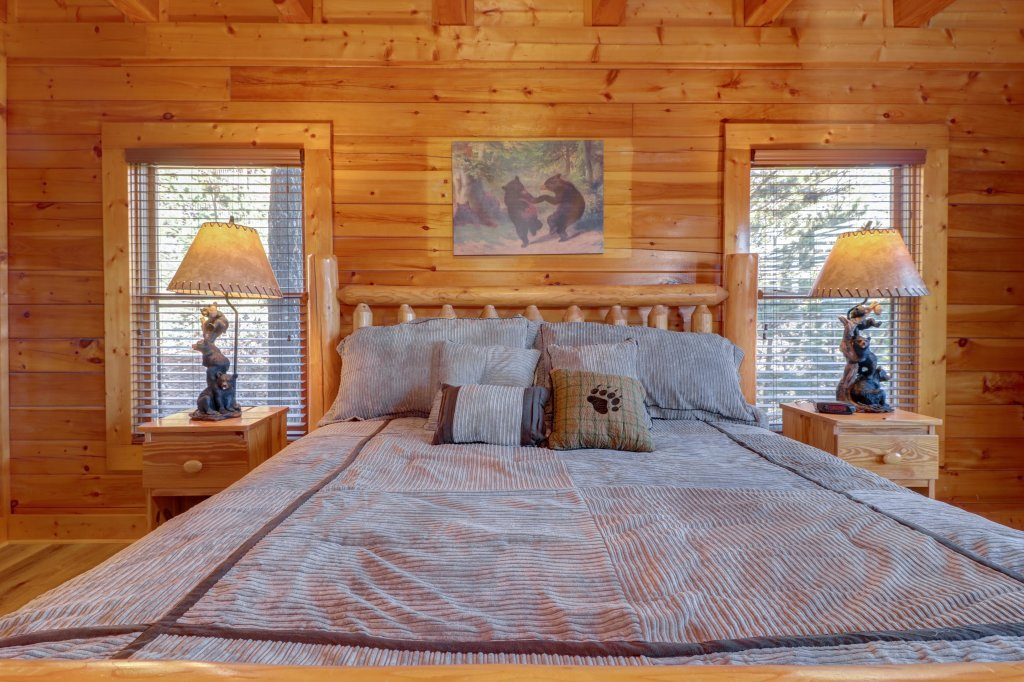 Photo of a Sevierville Cabin named A Higher Calling - This is the thirty-third photo in the set.