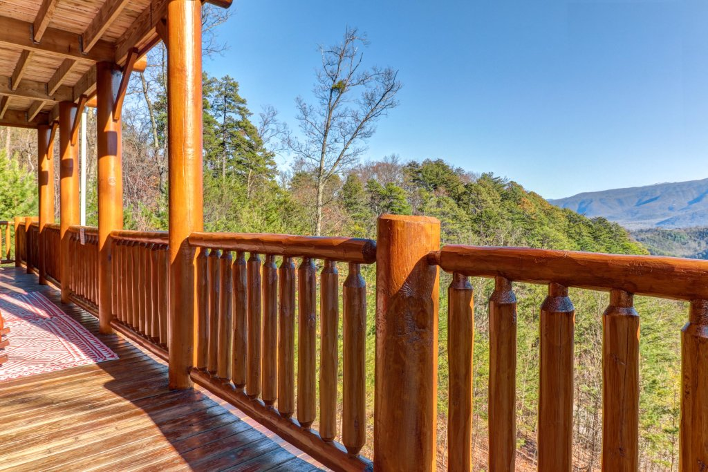 Photo of a Sevierville Cabin named A Higher Calling - This is the forty-first photo in the set.
