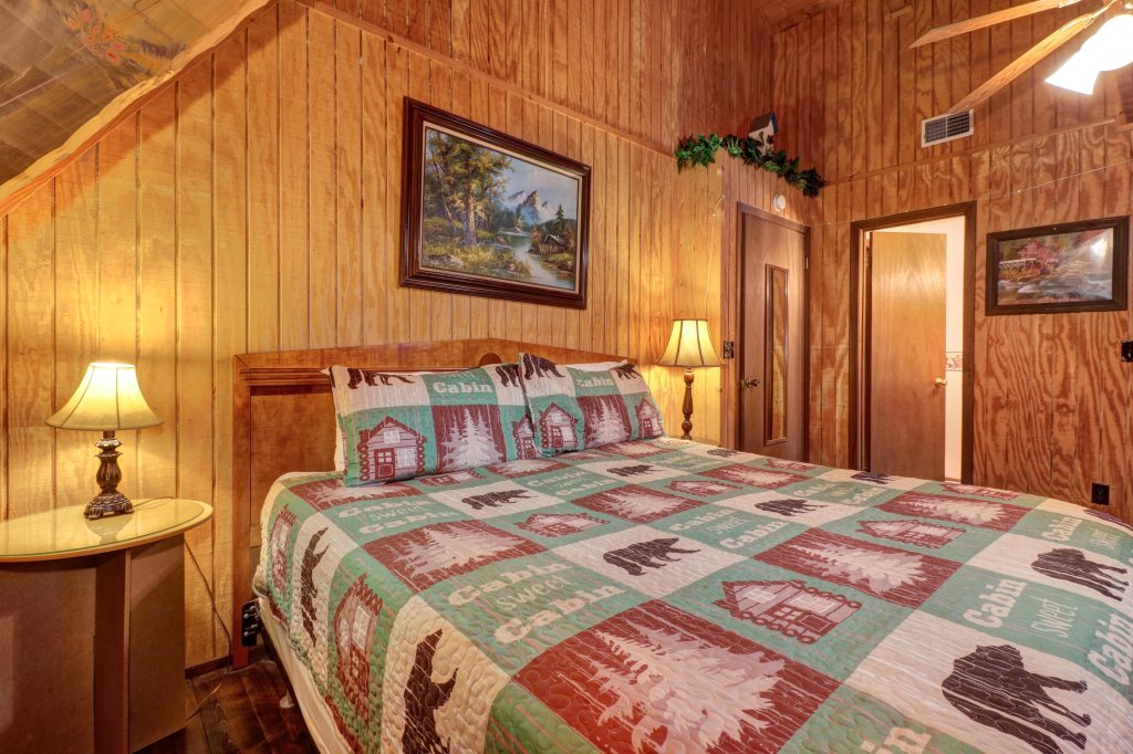 Photo of a Gatlinburg Cabin named Peaceful Pines - This is the twentieth photo in the set.