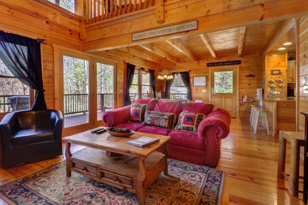 Photo of a Pigeon Forge Cabin named Gristmill Getaway - This is the thirty-third photo in the set.