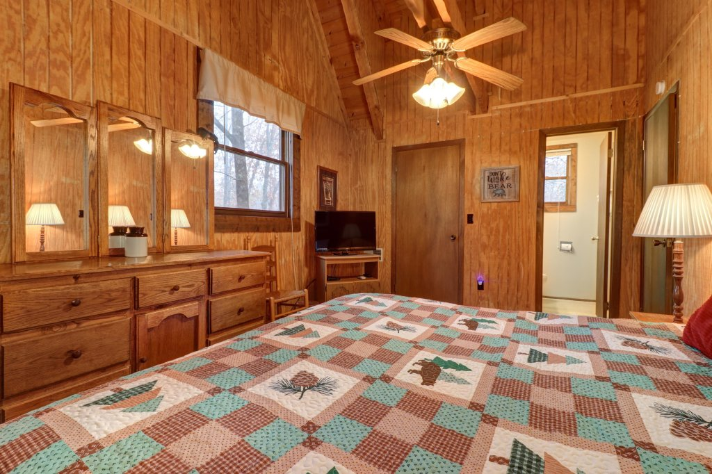 Photo of a Gatlinburg Cabin named Peaceful Pines - This is the thirty-first photo in the set.