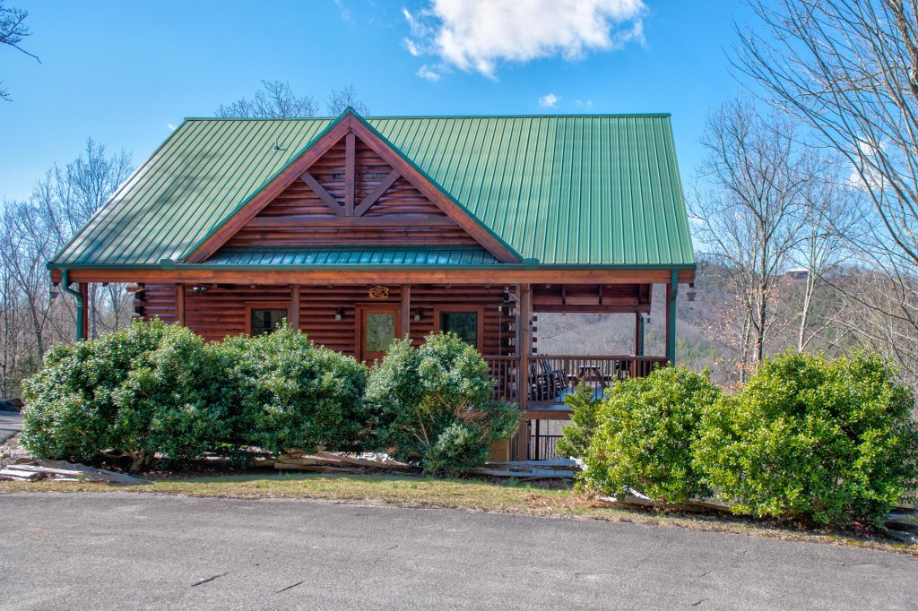 Photo of a Pigeon Forge Cabin named Gristmill Getaway - This is the forty-seventh photo in the set.
