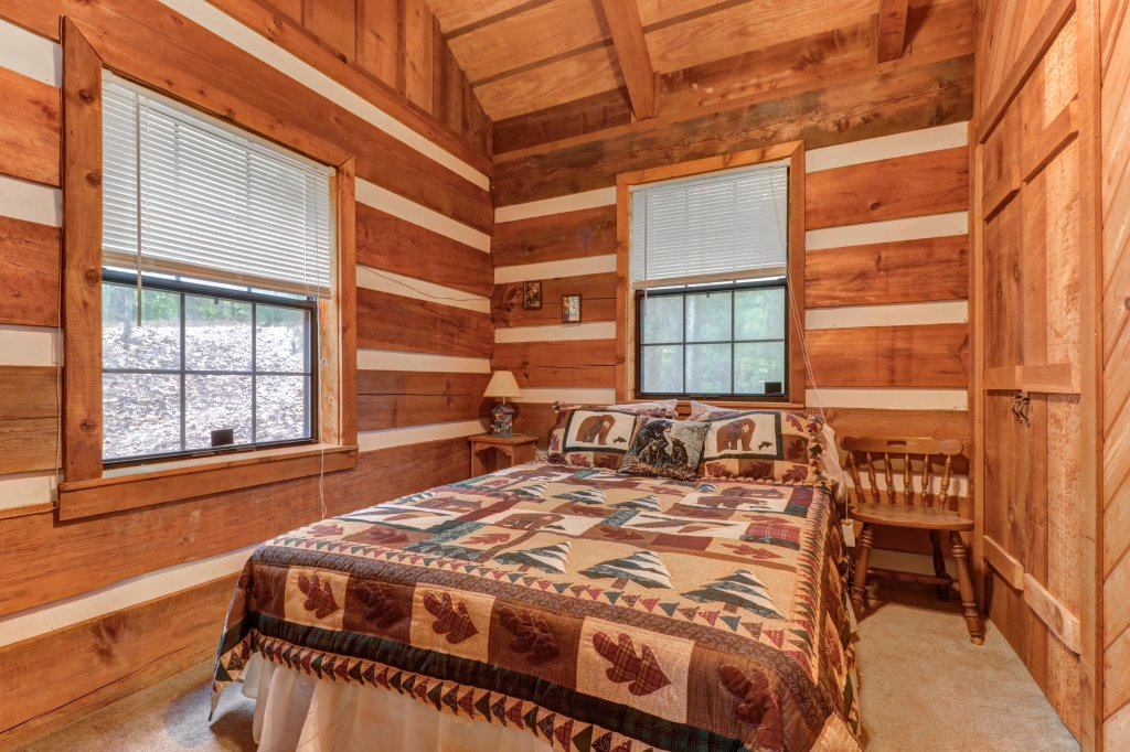 Photo of a Sevierville Cabin named Bearly Heaven - This is the third photo in the set.