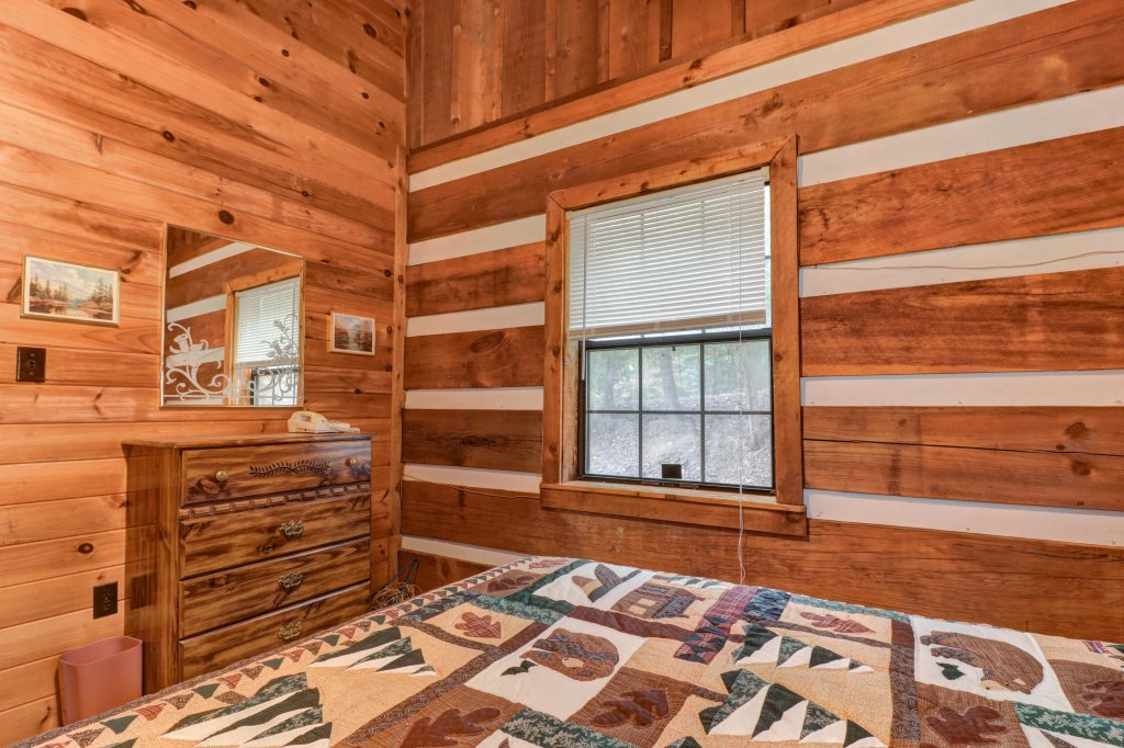 Photo of a Sevierville Cabin named Bearly Heaven - This is the eighth photo in the set.