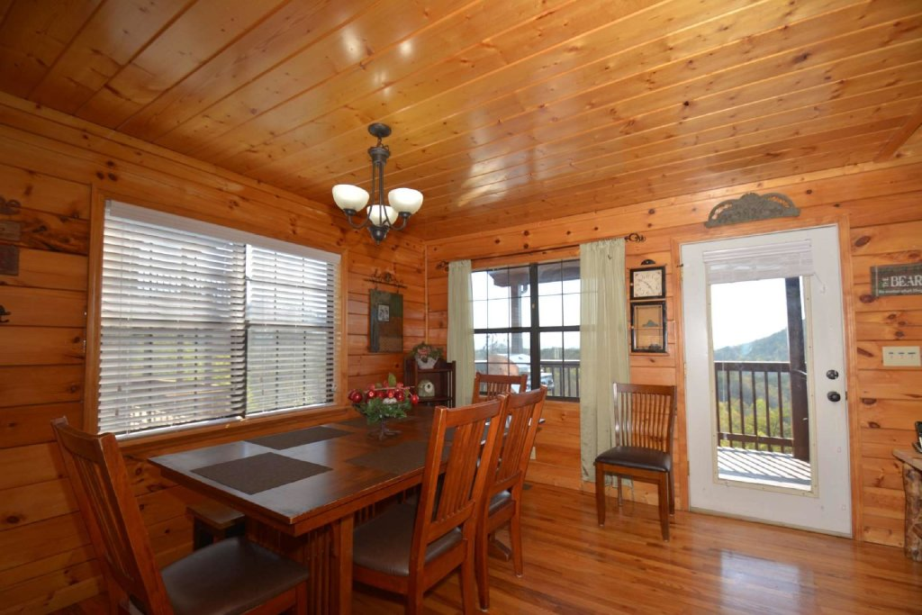 Photo of a Pigeon Forge Cabin named Falcons View - This is the sixteenth photo in the set.