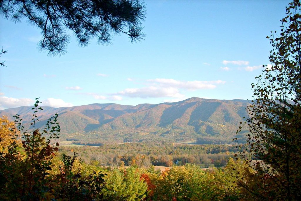 Photo of a Pigeon Forge Cabin named View Of Paradise - This is the thirtieth photo in the set.