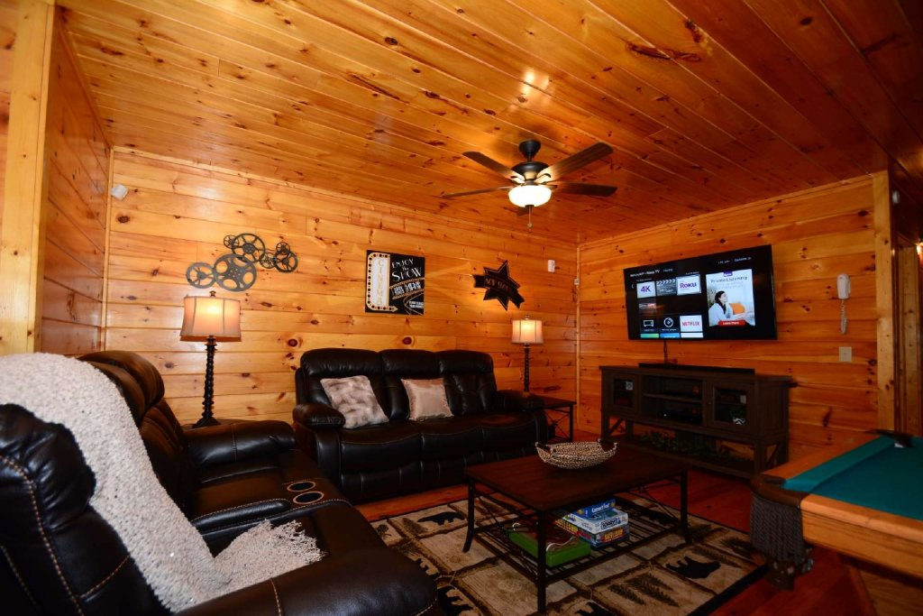 Photo of a Sevierville Cabin named Hidden Haven - This is the fifteenth photo in the set.