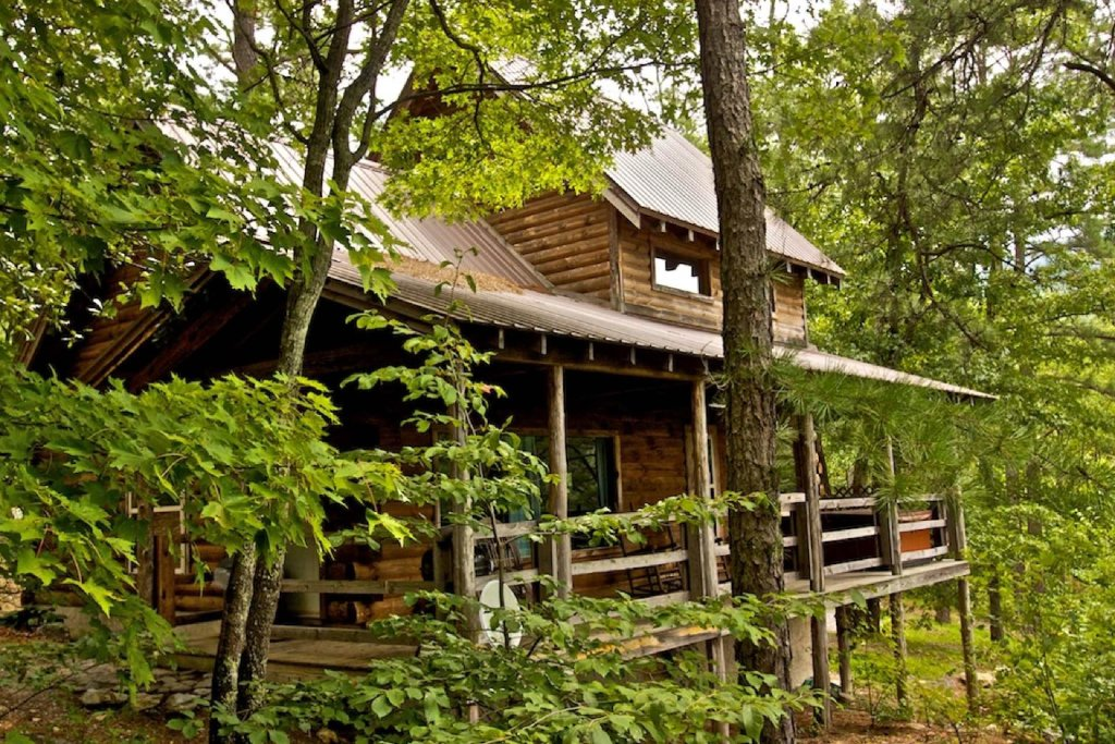 Photo of a Sevierville Cabin named Townsend Cabin #1 Black Bear - This is the fourteenth photo in the set.
