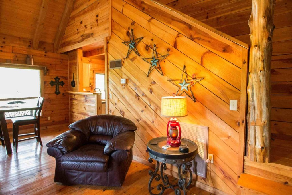 Photo of a Sevierville Cabin named Townsend Cabin #6  Mountain Star - This is the sixth photo in the set.