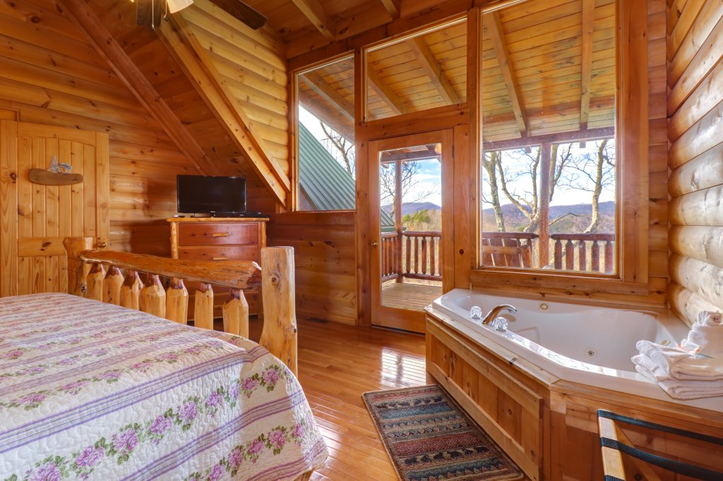 Photo of a Pigeon Forge Cabin named Kodiak #45 - This is the twelfth photo in the set.