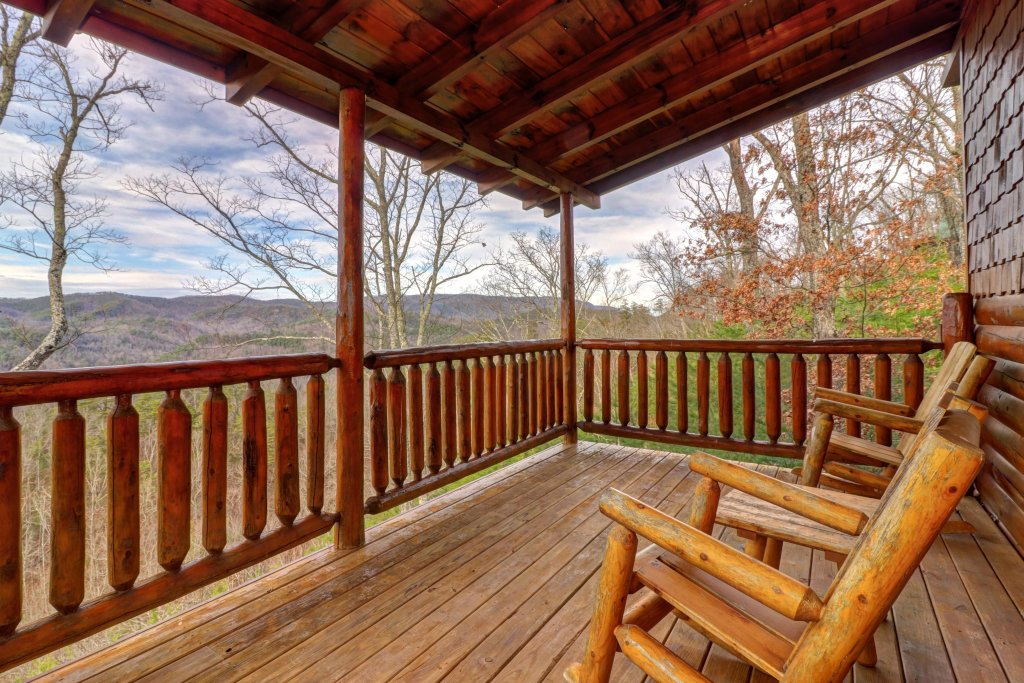 Photo of a Pigeon Forge Cabin named Kodiak #45 - This is the eleventh photo in the set.