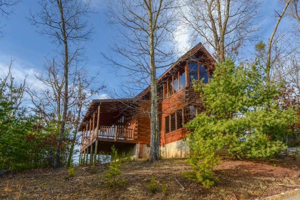 Photo of a Pigeon Forge Cabin named Kodiak #45 - This is the ninth photo in the set.