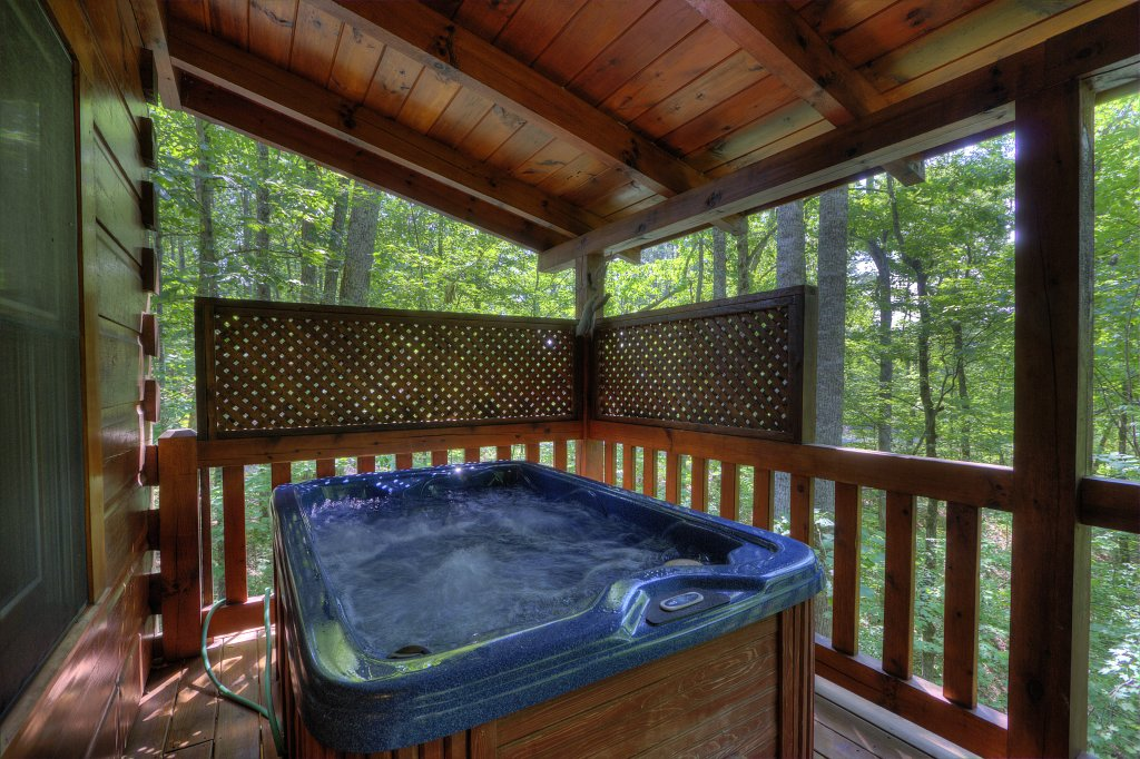 Photo of a Pigeon Forge Cabin named Smoky Mountain Memories #107 - This is the fourth photo in the set.