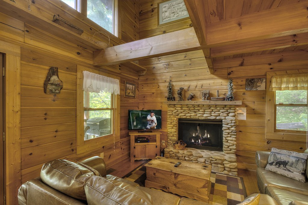 Photo of a Pigeon Forge Cabin named Smoky Mountain Memories #107 - This is the twelfth photo in the set.