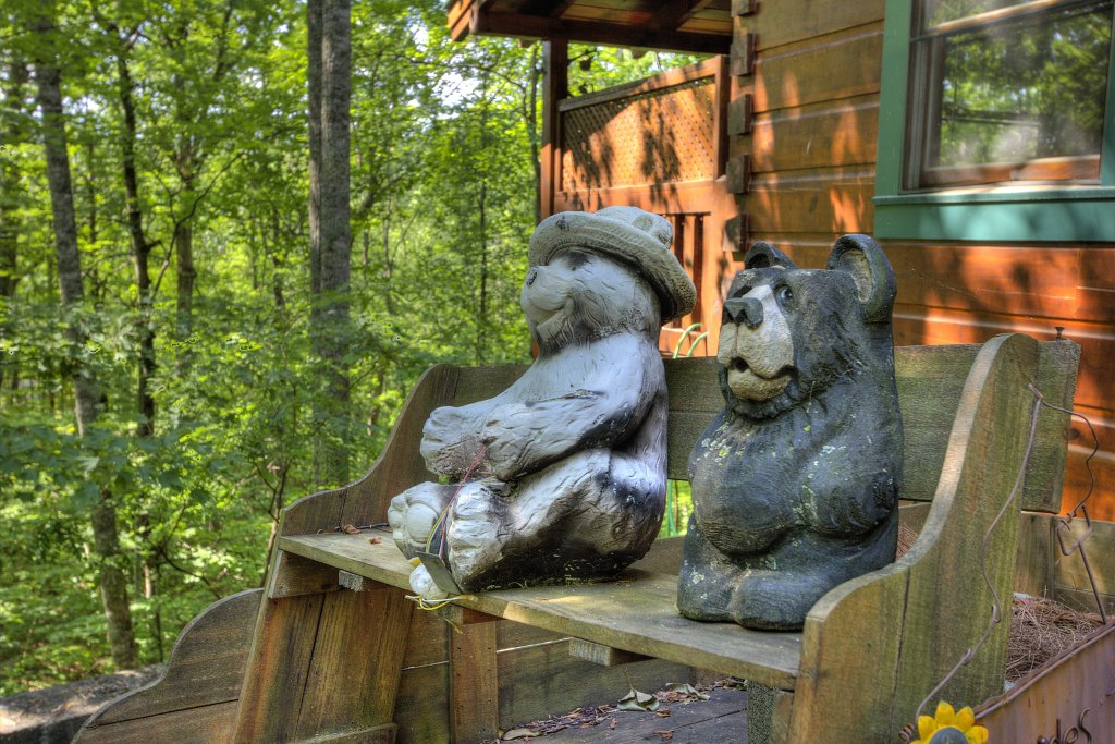 Photo of a Pigeon Forge Cabin named Smoky Mountain Memories #107 - This is the fifteenth photo in the set.