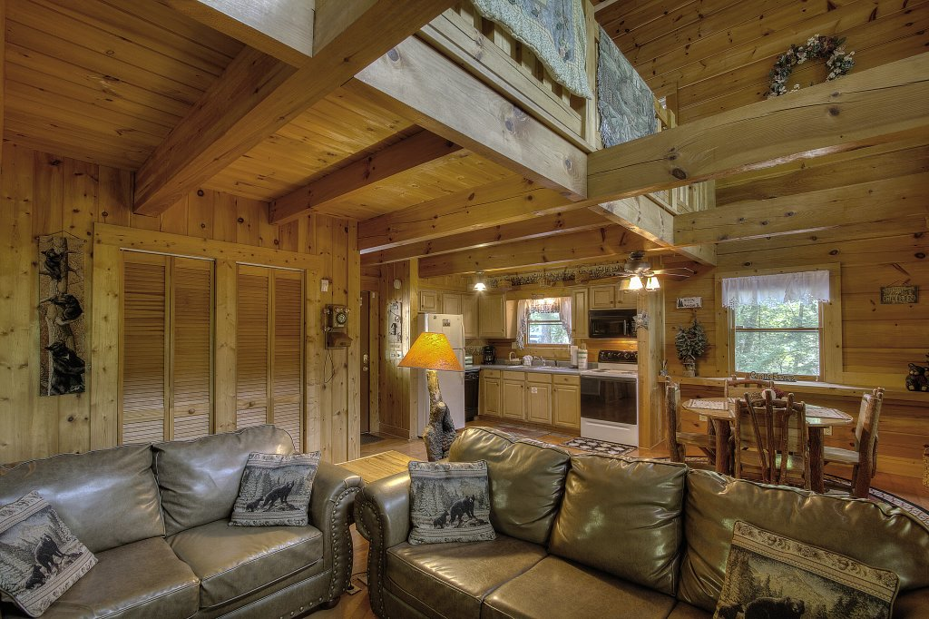Photo of a Sevierville Cabin named Smoky Mountain Memories #107 - This is the seventeenth photo in the set.
