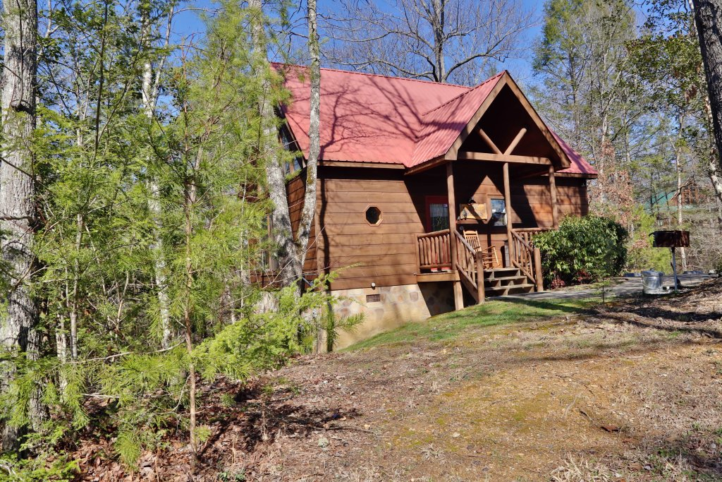 Photo of a Gatlinburg Cabin named A Bear Moment  #112 - This is the sixth photo in the set.
