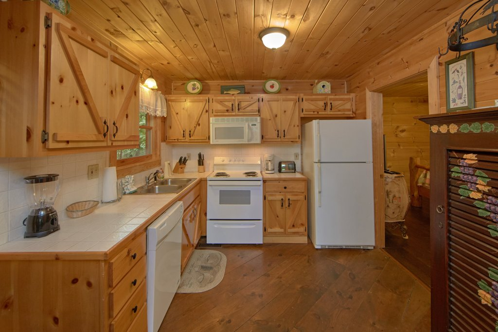 Photo of a Sevierville Cabin named All Tucked Away #114 - This is the ninth photo in the set.