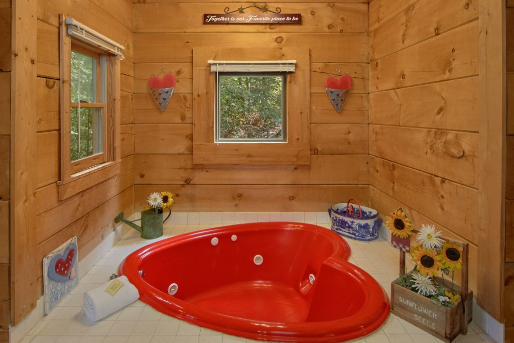 Photo of a Sevierville Cabin named All Tucked Away #114 - This is the fifth photo in the set.