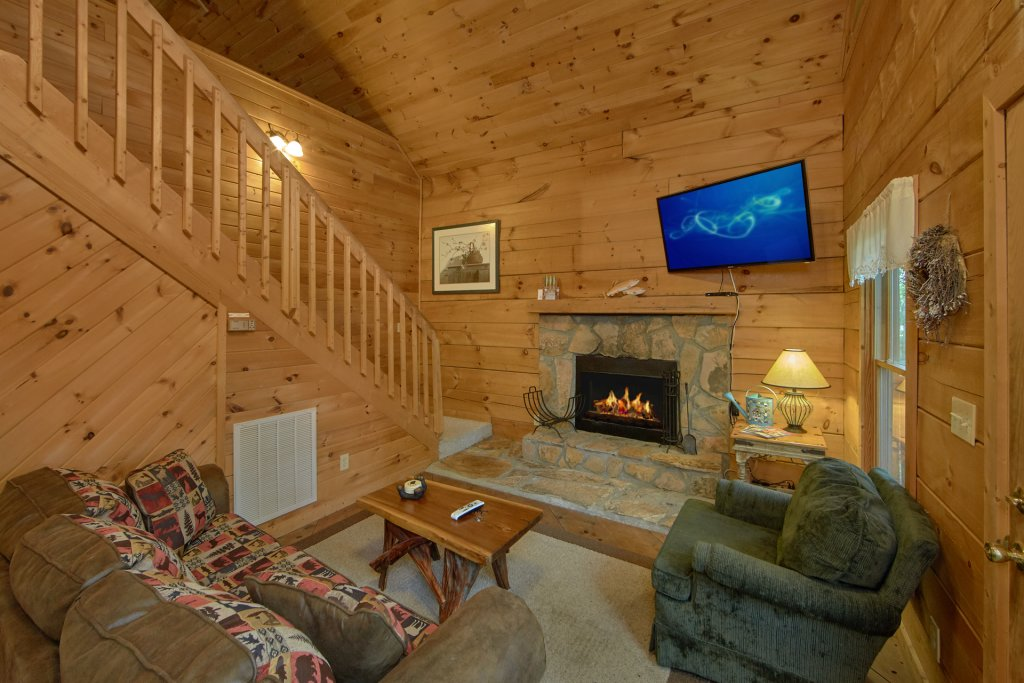 Photo of a Sevierville Cabin named All Tucked Away #114 - This is the seventh photo in the set.