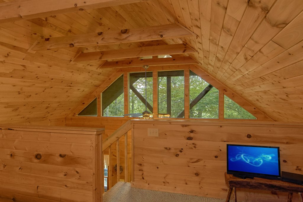 Photo of a Sevierville Cabin named All Tucked Away #114 - This is the twenty-third photo in the set.
