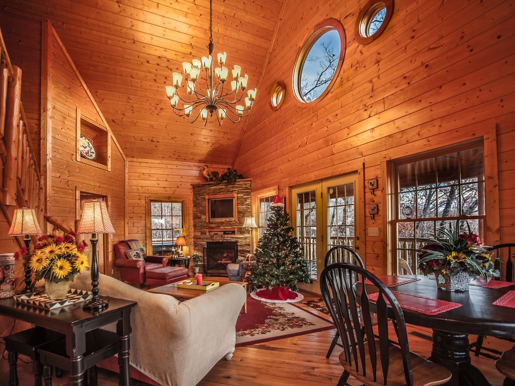 Photo of a Gatlinburg Cabin named Sugar Bear Retreat - This is the first photo in the set.