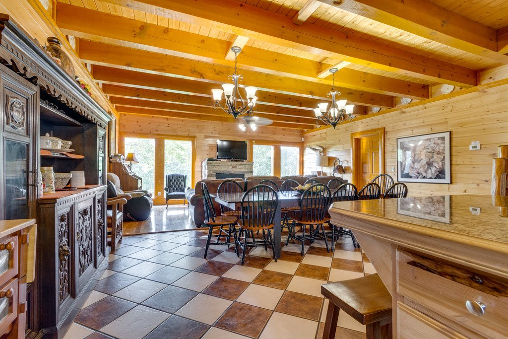 Photo of a Pigeon Forge Cabin named Bit O'honey - This is the seventh photo in the set.