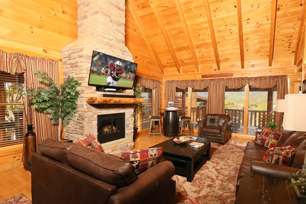 Photo of a Pigeon Forge Cabin named Better View - This is the eighth photo in the set.