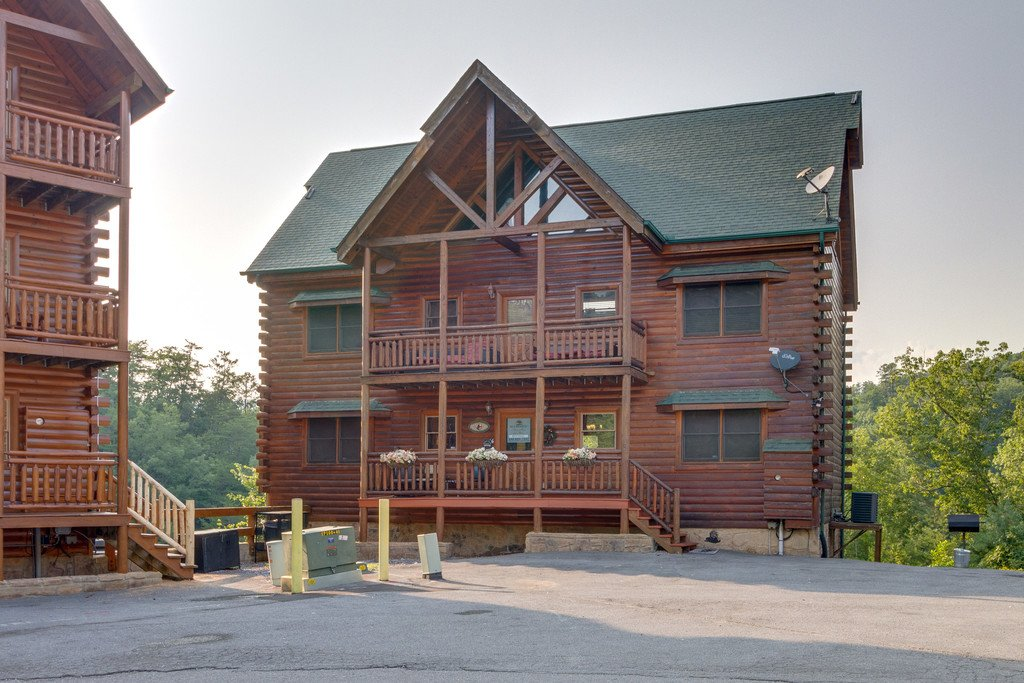 Photo of a Pigeon Forge Cabin named Bit O'honey - This is the eighty-first photo in the set.