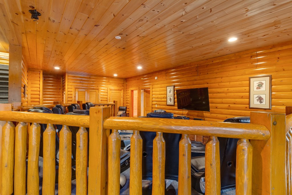 Photo of a Pigeon Forge Cabin named Bit O'honey - This is the sixty-fifth photo in the set.