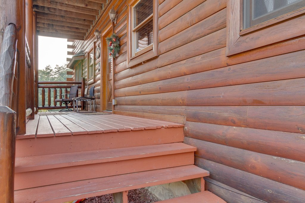 Photo of a Pigeon Forge Cabin named Bit O'honey - This is the seventy-seventh photo in the set.
