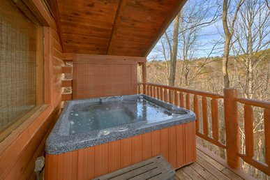 Romantic Honeymoon Cabin 5 Minutes To Downtown Gatlinburg