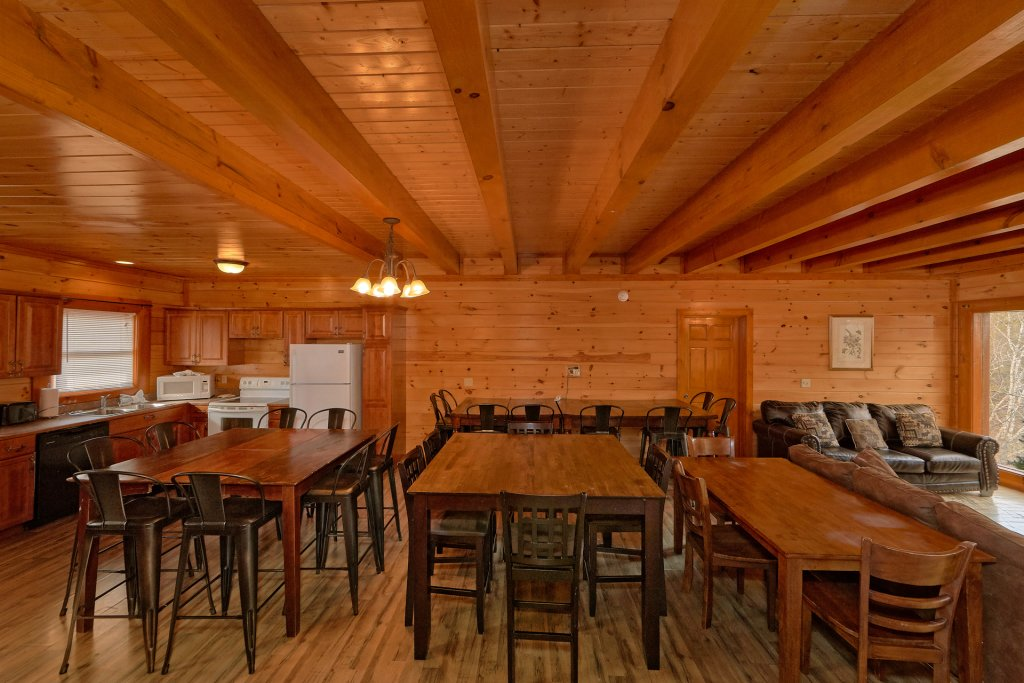 Photo of a Sevierville Cabin named Movie Room Retreat - This is the twelfth photo in the set.