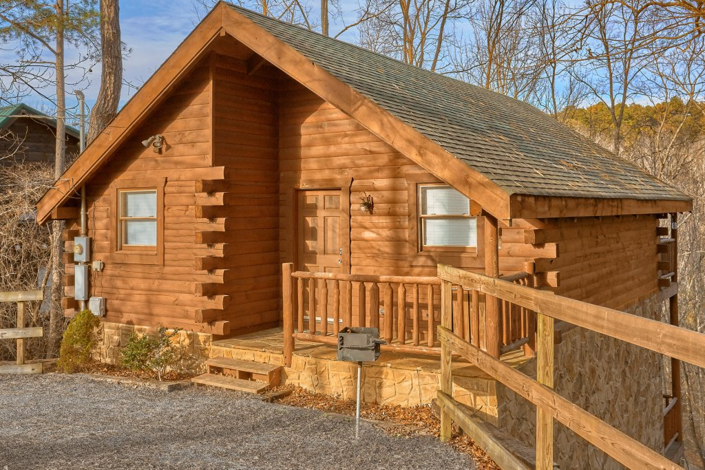 Photo of a Gatlinburg Cabin named Hanky Panky - This is the nineteenth photo in the set.