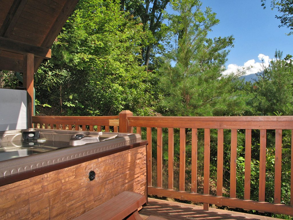 Photo of a Gatlinburg Cabin named Big Sky Cabin - This is the twenty-first photo in the set.