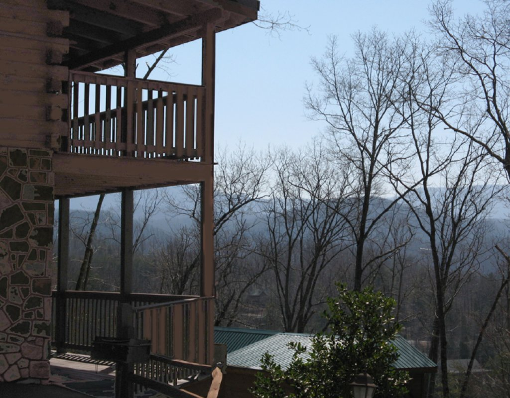 Photo of a Gatlinburg Cabin named Big Sky Cabin - This is the twenty-third photo in the set.