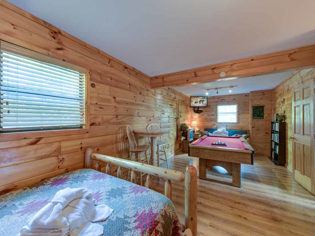 Photo of a Sevierville Cabin named Our Mountain Getaway - This is the twelfth photo in the set.