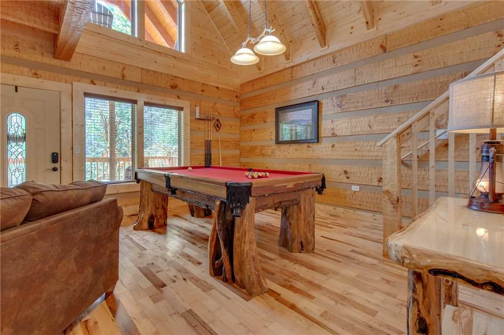 Photo of a Gatlinburg Cabin named Lovers' Hideaway - This is the ninth photo in the set.